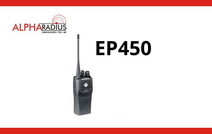 Locação Rádio EP450